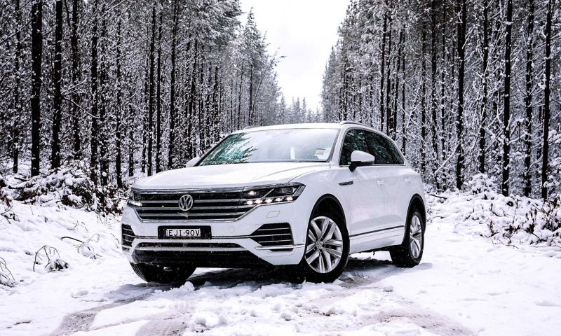 Touareg Introducing the <strong>Touareg Adventure Special Edition</strong>