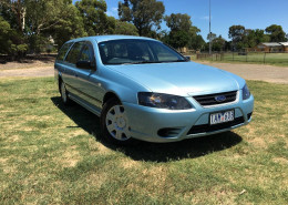Ford Falcon XT BF MKIII