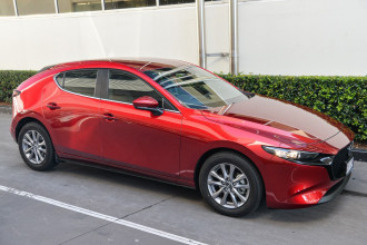 2020 MY19 Mazda 3 BP G20 Pure Hatch Hatchback
