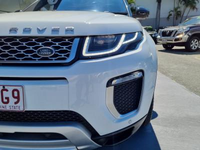 2016 Land Rover Range Rover Evoque L538 MY16.5 TD4 180 Autobiography Suv