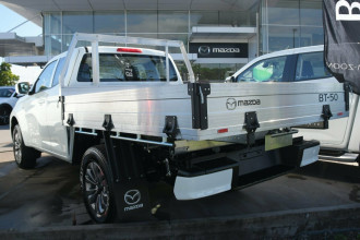 2020 MY21 Mazda BT-50 TF XT 4x4 Freestyle Cab Chassis Freestyle cab chassis Image 2
