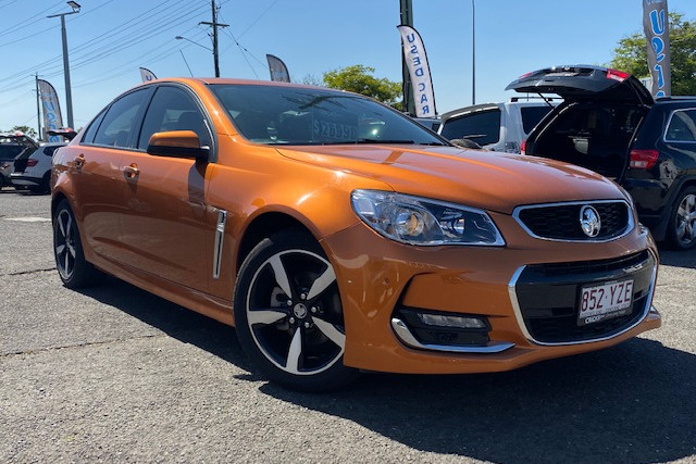 2017 Holden Commodore MY17
