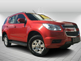 Holden Colorado 7 LT RG MY14