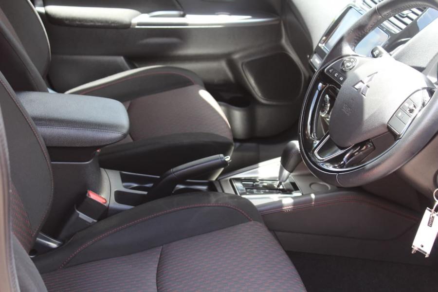 2017 MY18 Mitsubishi ASX XC LS Wagon