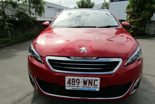 2016 MY17 Peugeot 308 T9 MY17 Allure Touring Wagon Image 2
