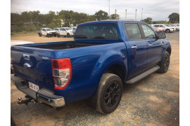 2020 Ford Ranger PX MKIII 2020.75MY XLT Utility Image 4