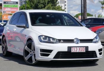 2014 Volkswagen Golf VII MY14 R DSG 4MOTION Hatchback