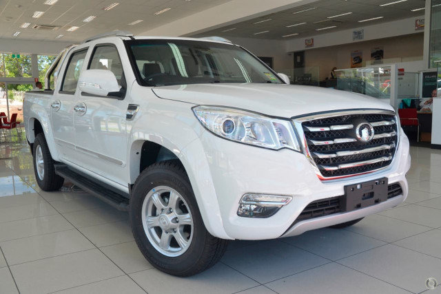 2019 MY18 Great Wall Steed NBP Double Cab Petrol Utility