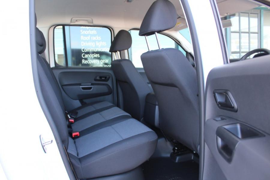 2019 Volkswagen Amarok 2H Core Dual Cab 4x4 Double cab