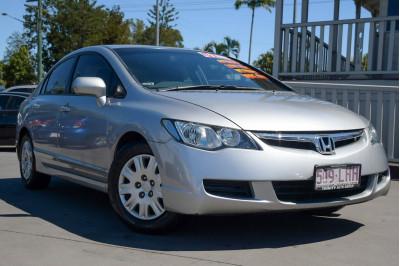2008 Honda Civic 8th Gen MY08 VTi Sedan Image 2