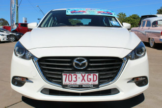 2017 Mazda 3 BN5478 Maxx SKYACTIV-Drive Hatchback Image 3