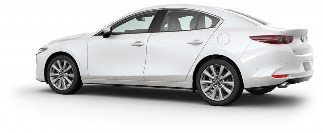 2021 Mazda 3 BP G20 Touring Sedan Sedan Mobile Image 19