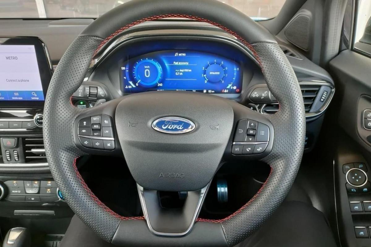 2020 MY20.75 Ford Puma JK  ST-Line Wagon Wagon