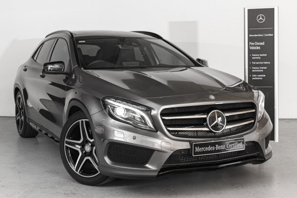 Mercedes-Benz Gla-class GLA250 X156