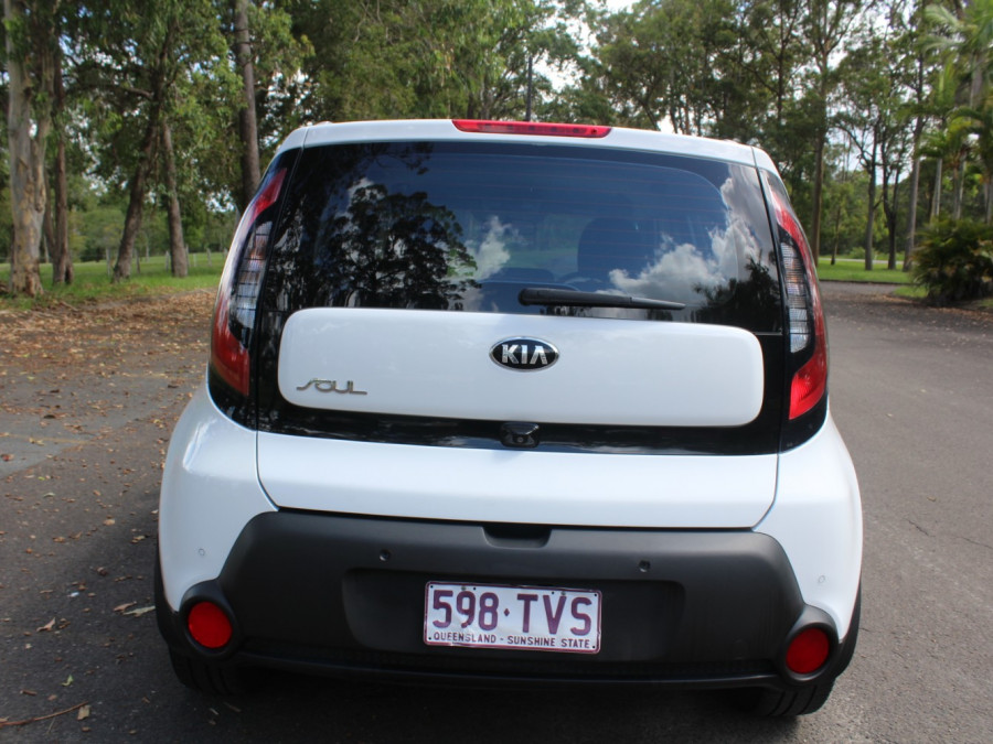 2014 MY15 Kia Soul PS Si Hatchback