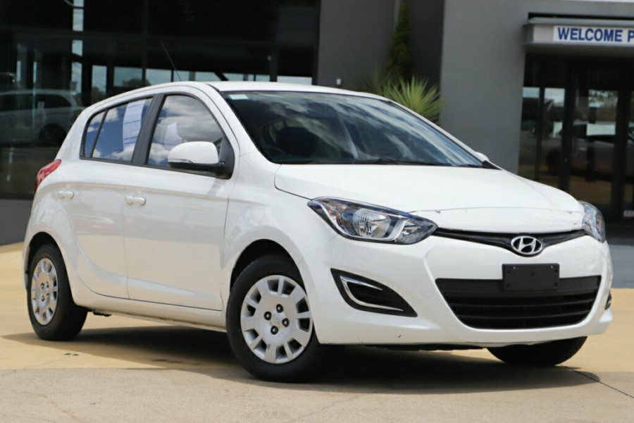 2014 MY15 Hyundai i20 PB MY15 Active Hatchback