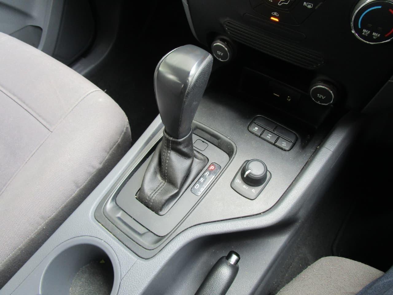 2016 Ford Ranger PX MKII XLS Utility