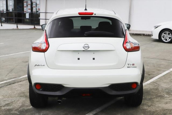 2017 Nissan JUKE F15 Series 2 Ti-S Hatchback