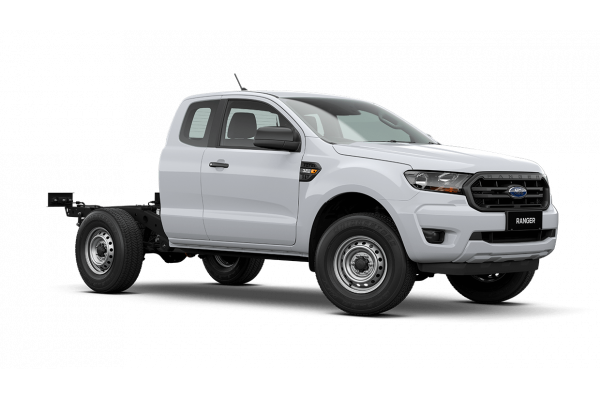 2021 MY21.75 Ford Ranger PX MkIII XL Super Cab Chassis Cab chassis Image 2