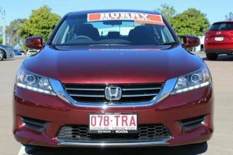 2013 Honda Accord 8th Gen VTi Sedan Image 3