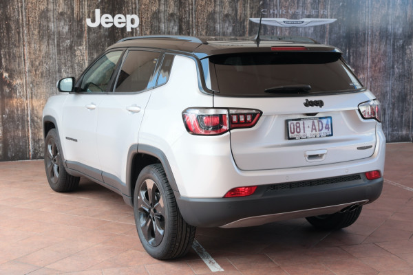 2020 Jeep Compass M6 Night Eagle Suv Image 4