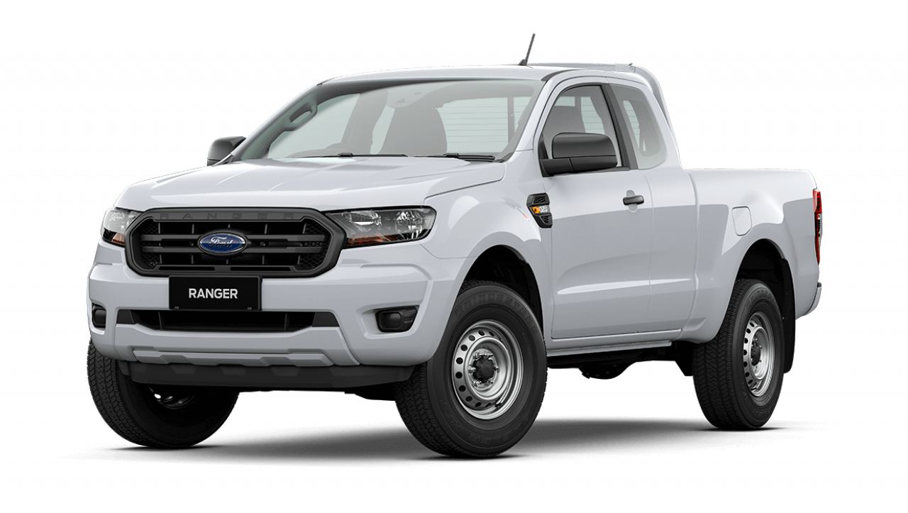 2020 MY21.25 Ford Ranger PX MkIII XL Super Cab Cab chassis Image 9