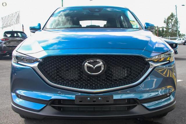 2018 MY19 Mazda CX-5 KF GT Suv Image 3