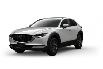 2020 Mazda CX-30 DM Series G20 Pure Wagon Image 2