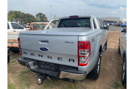 2015 Ford Ranger PX XLT Utility Image 3