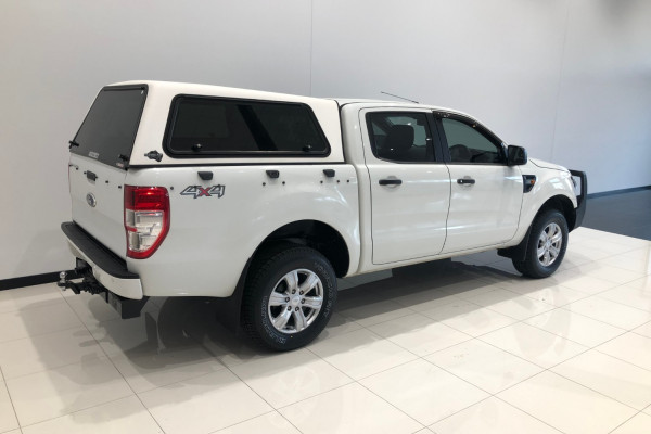2013 Ford Ranger PX Turbo XL 4x4 d/c canopy Image 4