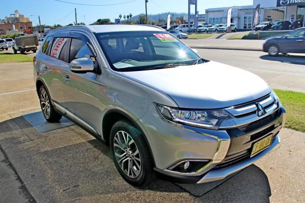 2015 MY16 Mitsubishi Outlander ZK  LS Suv Image 3