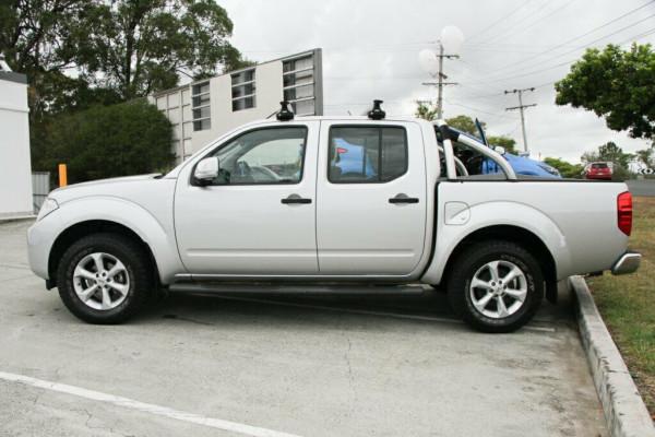 2012 Nissan Navara D40 S6 MY12 ST Utility Image 4