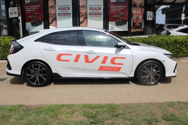 2019 MY20 Honda Civic Hatch 10th Gen RS Hatchback Image 4