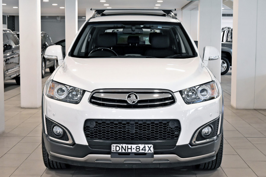 2013 Holden Captiva LTZ