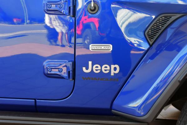 2019 Jeep Wrangler JL Overland Suv Image 4