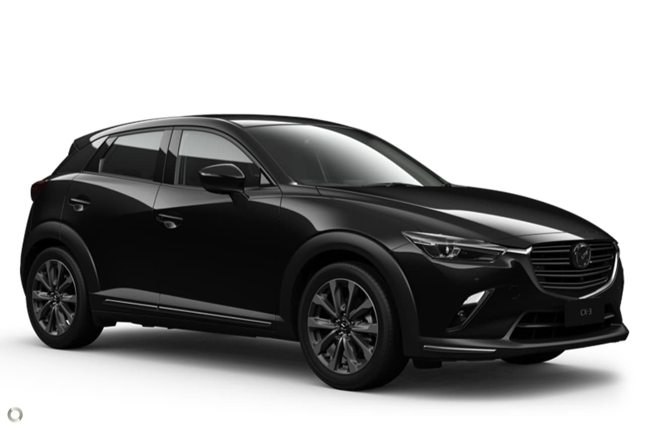 2021 MY0  Mazda CX-3 DK Akari Suv