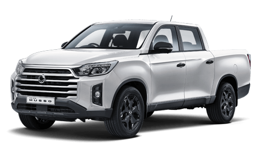 2021 SsangYong Musso Q200 Ultimate Utility
