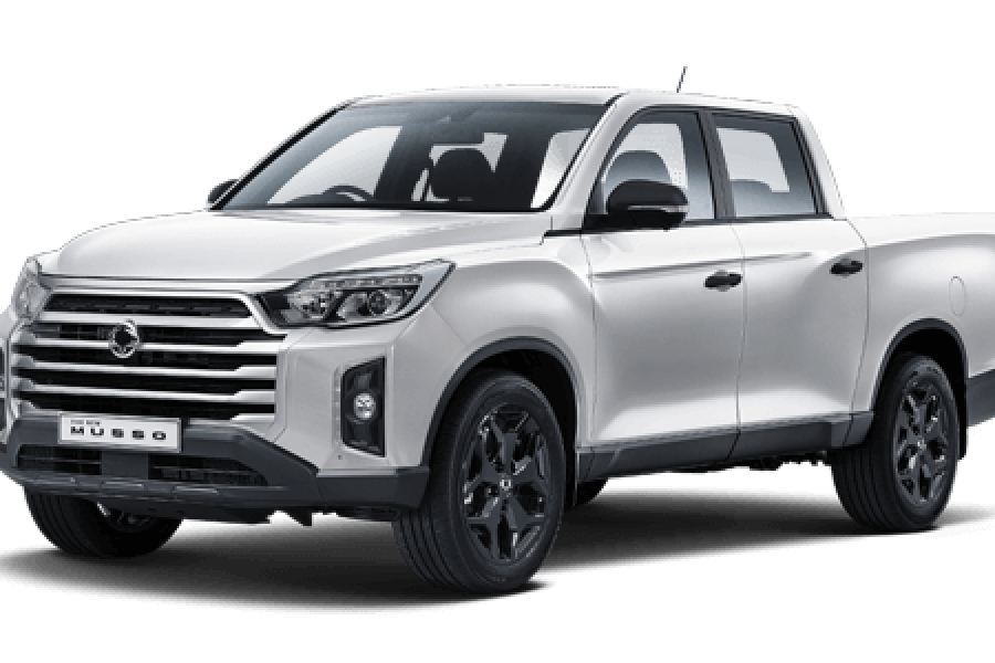 2021 SsangYong Musso Ultimate Image 1
