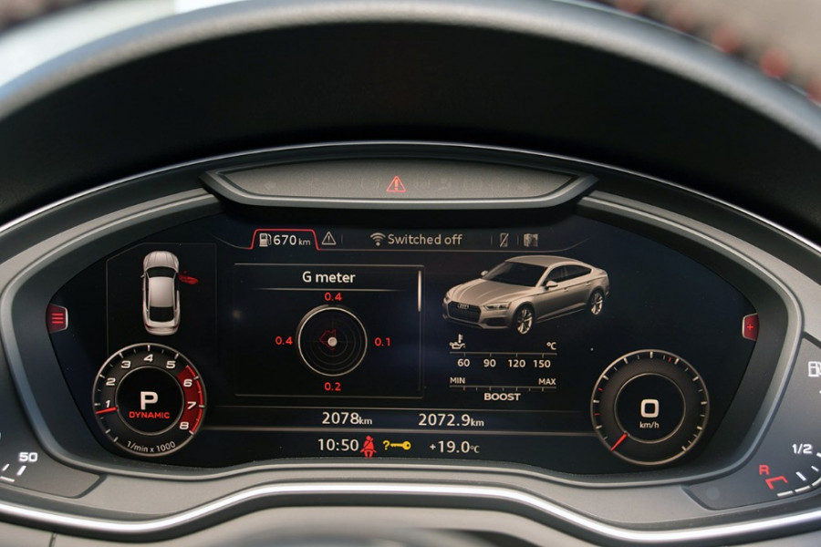 2019 Audi Rs5 F5 MY19 Hatch Mobile Image 16