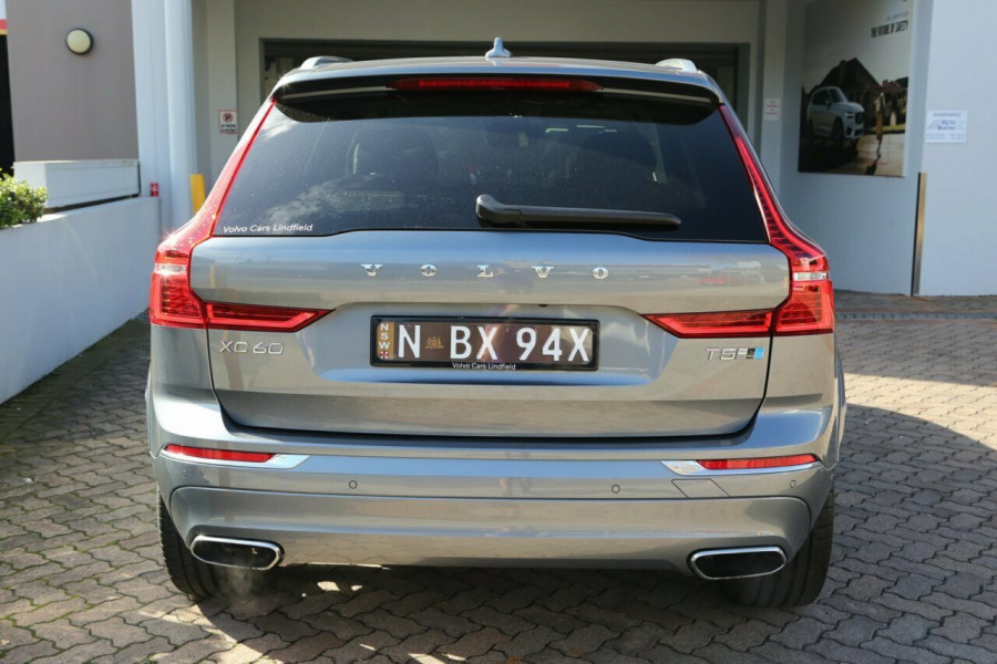 2018 MY19 Volvo XC60 UZ T5 Inscription (AWD) Suv Mobile Image 18