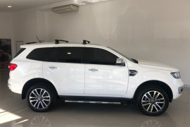 2018 MY19 Ford Everest UA II 2019.00MY Titanium Suv Image 2