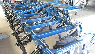 New Agrowplow AP81 Deep Tillage Plough