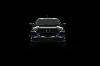 2020 MY21 Mazda BT-50 TF XT 4x2 Pickup Cab chassis Image 4