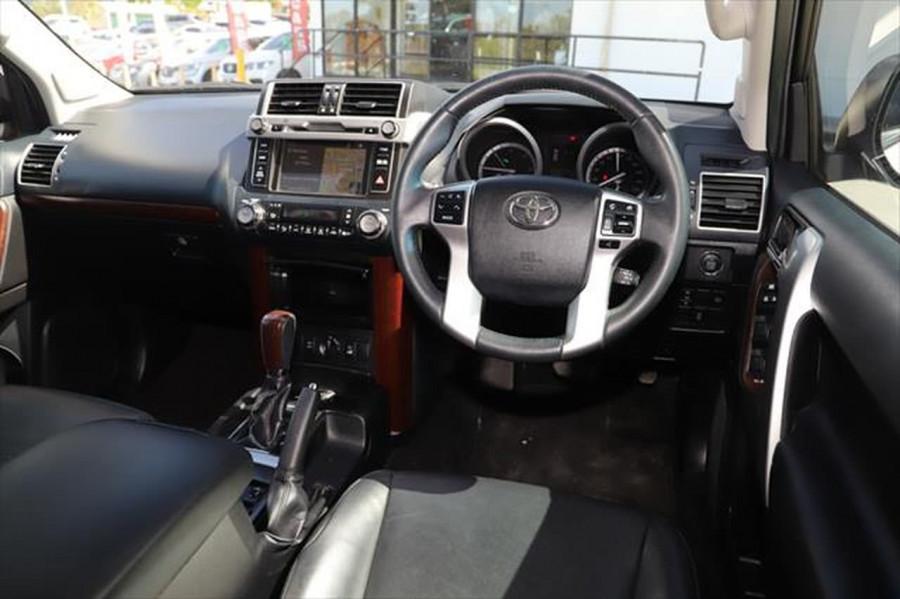 2015 Toyota Landcruiser Prado GDJ150R VX Suv Image 11