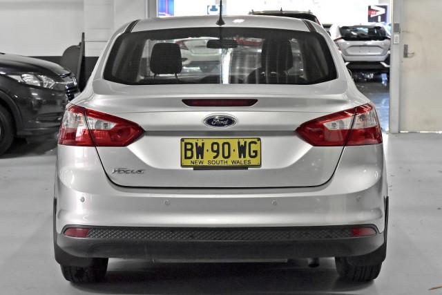 2013 Ford Focus LW MKII Ambiente Sedan Image 4