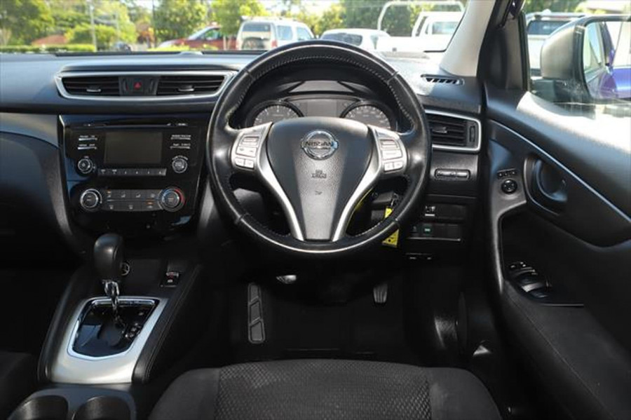 2015 Nissan QASHQAI J11 ST Suv Image 12