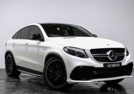 Mercedes-Benz Gle 63 S 4matic Mercedes-Amg Gle 63 S 4matic Auto