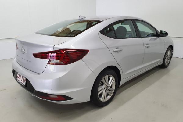 2018 MY19 Hyundai Elantra AD.2 Active Sedan Image 2