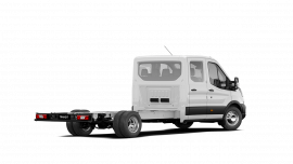 2020 MY20.5 Ford Transit VO 470E Double Cab Chassis