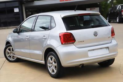 2010 Volkswagen Polo 6R 77TSI Comfortline Hatchback Image 3